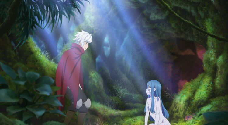 DanMachi Season 3 Episode 03 Sub Indo