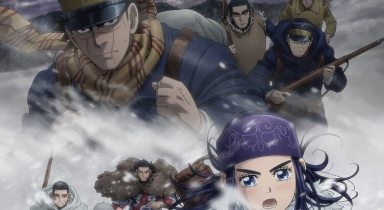 Golden Kamuy Season 3 Episode 03 Sub Indo
