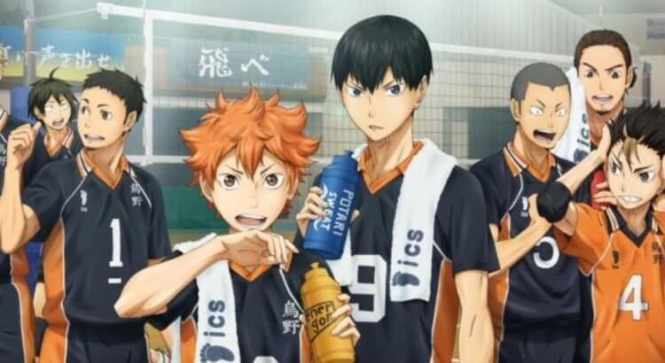 Haikyuu!! Season 4 Part 2 Batch Episode 01-12 Sub Indo