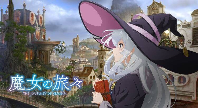 Majo no Tabitabi Episode 07 Subtitle Indonesia