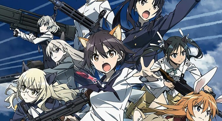 Strike Witches: Road to Berlin Episode 04 Subtitle Indonesia