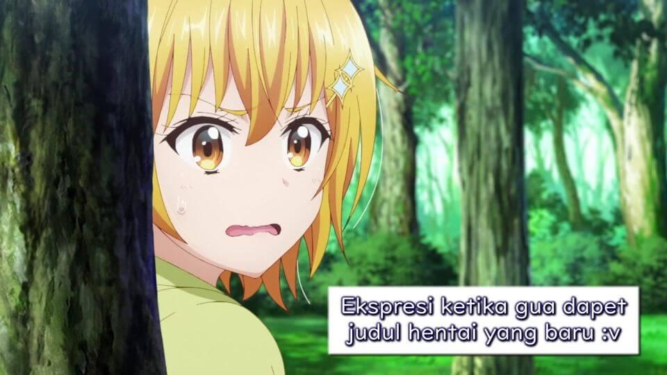 Dokyuu Hentai HxEros OVA Episode 01 Subtitle Indonesia