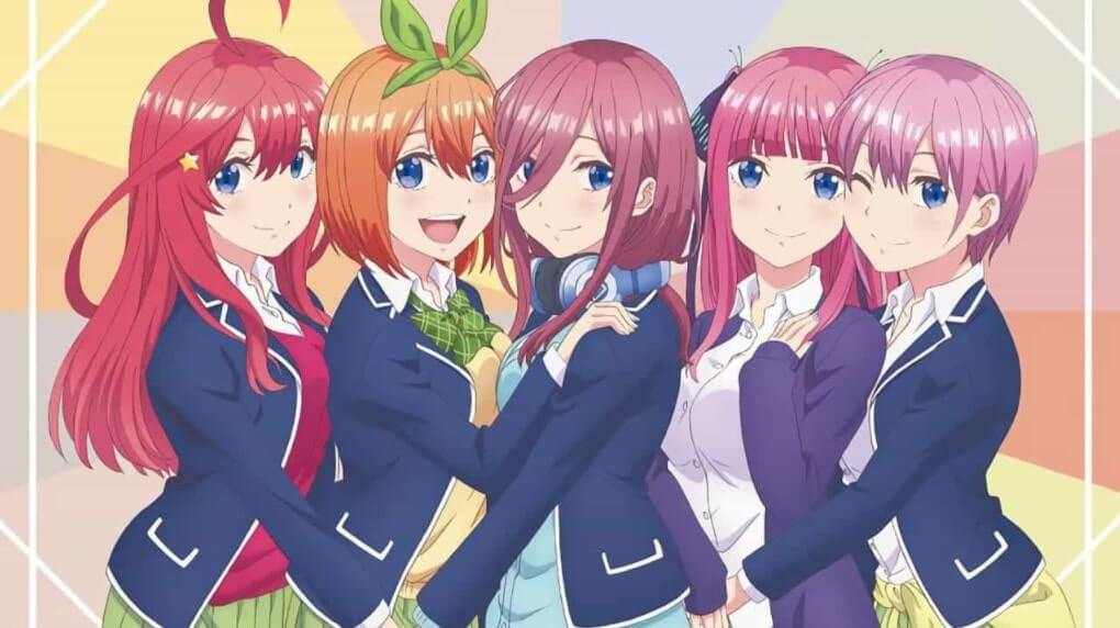 Gotoubun no Hanayome Season 2 Sub Indo Batch