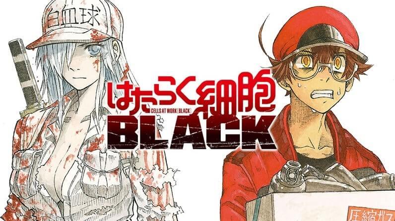 Hataraku Saibou Black Episode 11 Sub Indo
