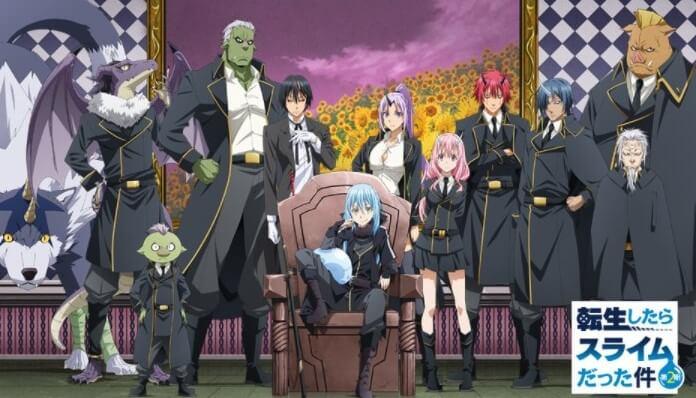 Tensei shitara Slime Datta Ken Season 2 Episode 08 Sub Indo