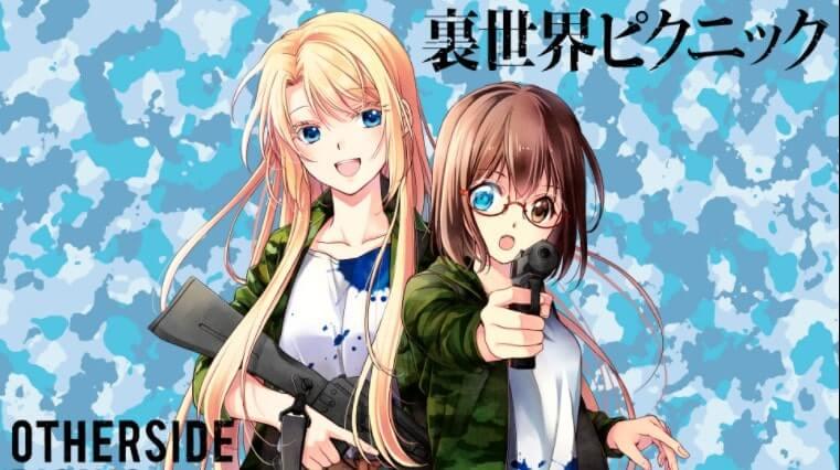 Urasekai Picnic Episode 03 Sub Indo