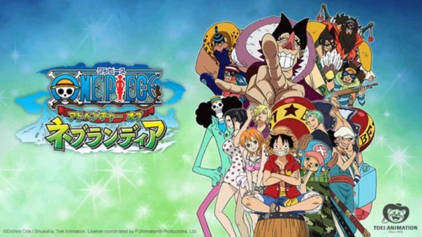 One Piece: Adventure of Nebulandia Sub Indo
