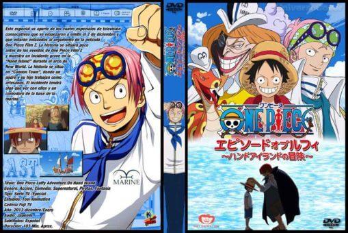 One Piece Hand Island Sub Indo