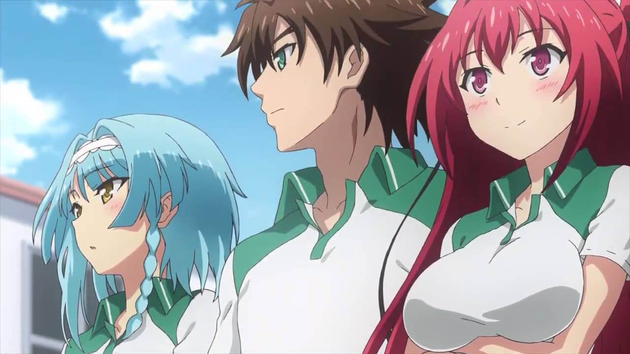 Shinmai Maou no Testament Season 2 BD Subtitle Indonesia Batch (Episode 01-10 + OVA)