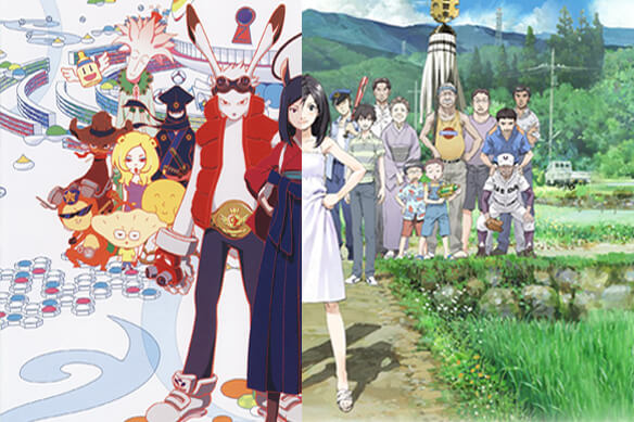 Summer Wars BD Sub Indo
