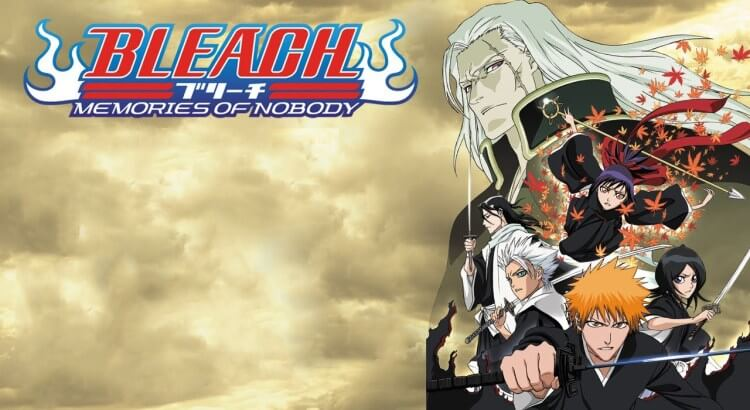 Bleach Movie 1: Memories of Nobody BD Sub Indo