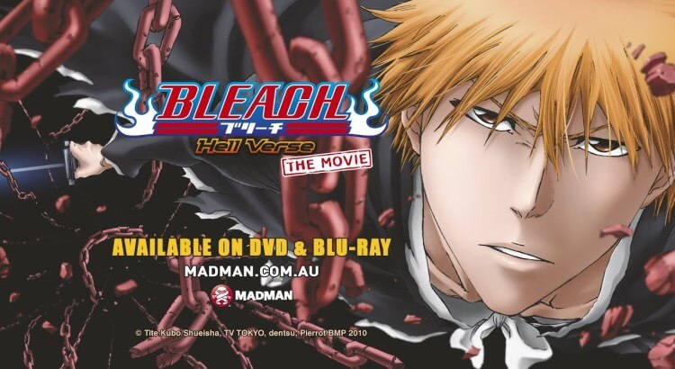 Bleach Movie 4: Jigoku-hen BD Sub Indo