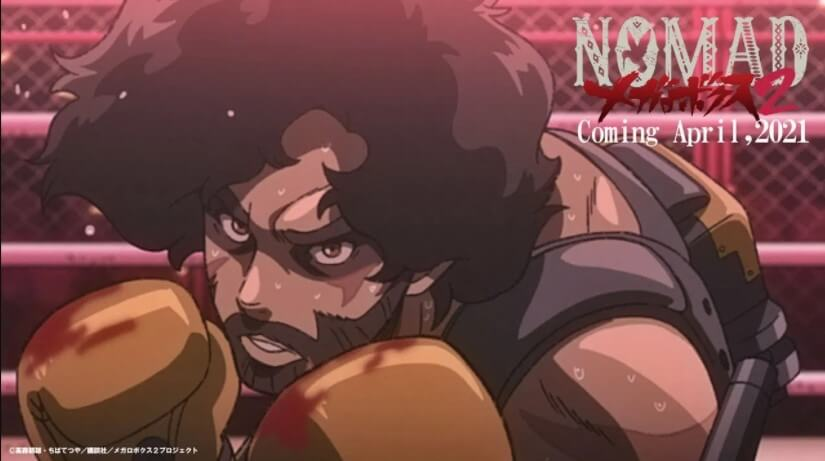 Nomad: Megalo Box 2 Episode 07 Sub Indo