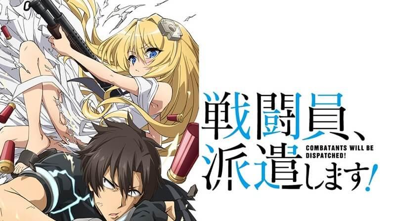 Sentouin Hakenshimasu! Episode 03 Sub Indo