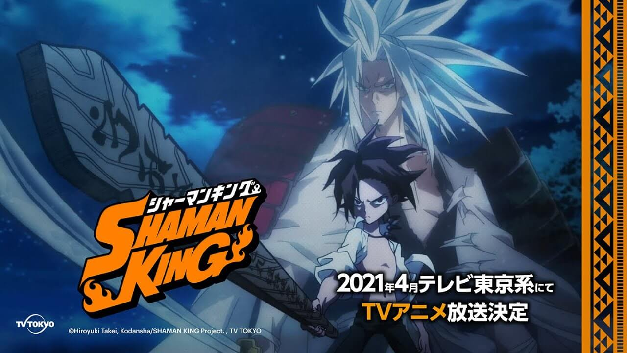 Shaman King (2021) Episode 03 Sub Indo