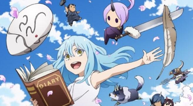 Tensura Nikki: Tensei shitara Slime Datta Ken Episode 03 Sub Indo