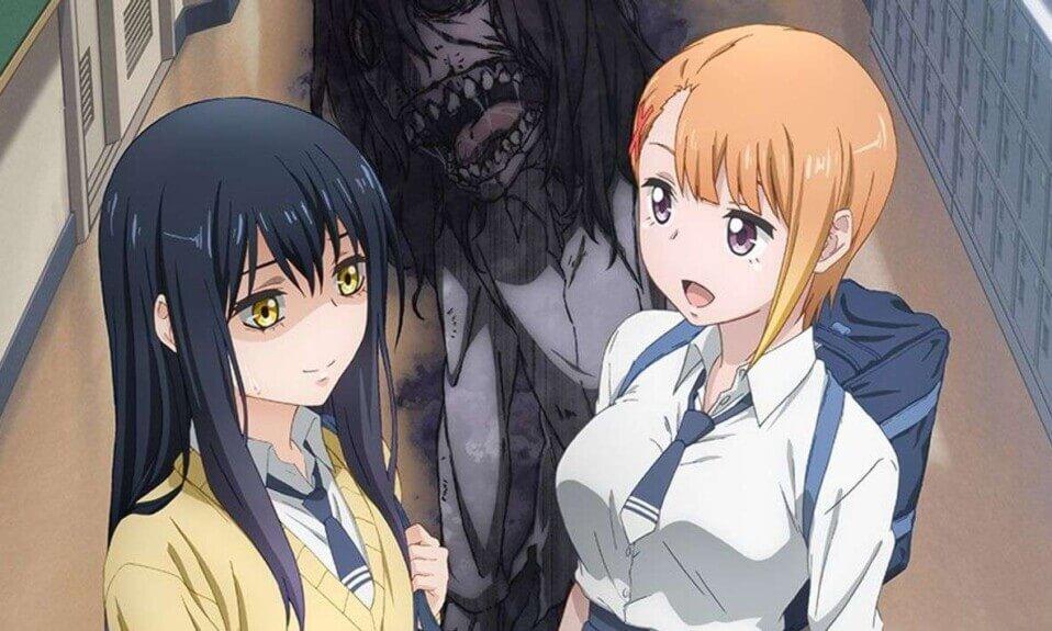 Mieruko-chan Episode 04 Sub Indo