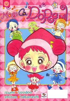 Magica Doremi Manga  AnimeClickit