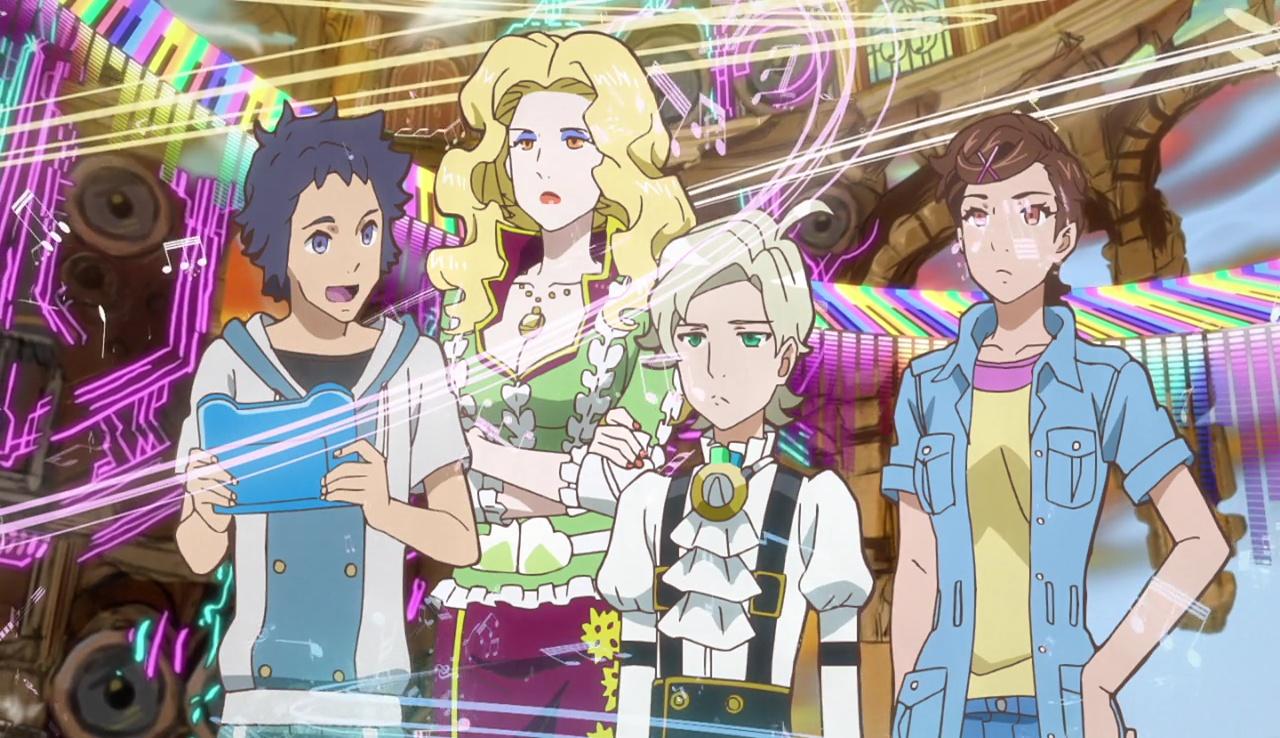 Classicaloid 2 (Anime) | AnimeClick.it