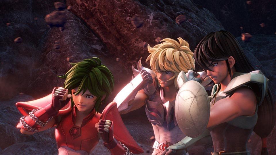 Knights of the Zodiac: nuove immagini per il Saint Seiya di Netflix | AnimeClick