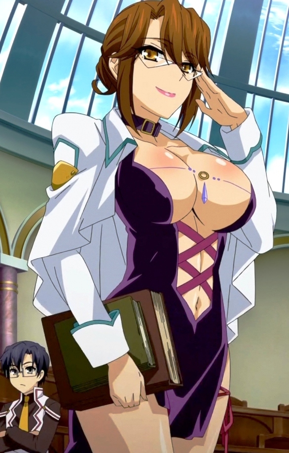 Miss Sexy Anime 2014 Turno 3 sfida VI  AnimeClick
