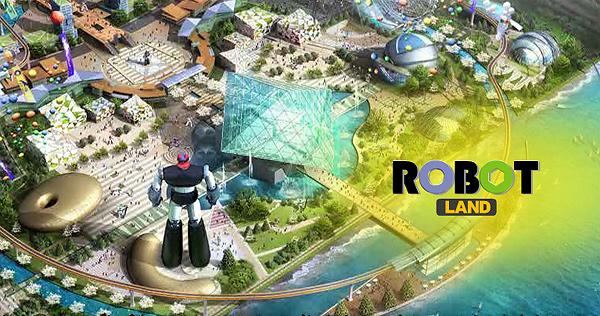Robot Land 2