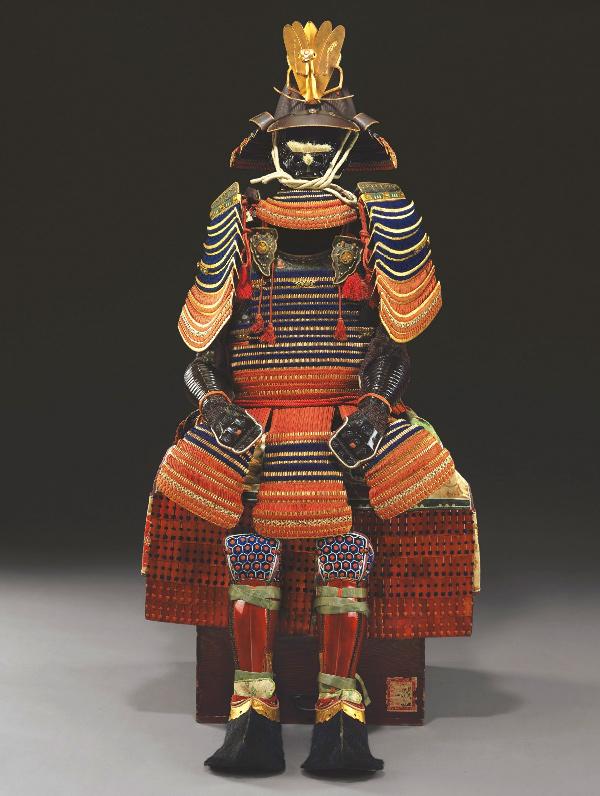 Curiosit Armatura giapponese del Periodo Edo battuta a prezzo record  AnimeClick