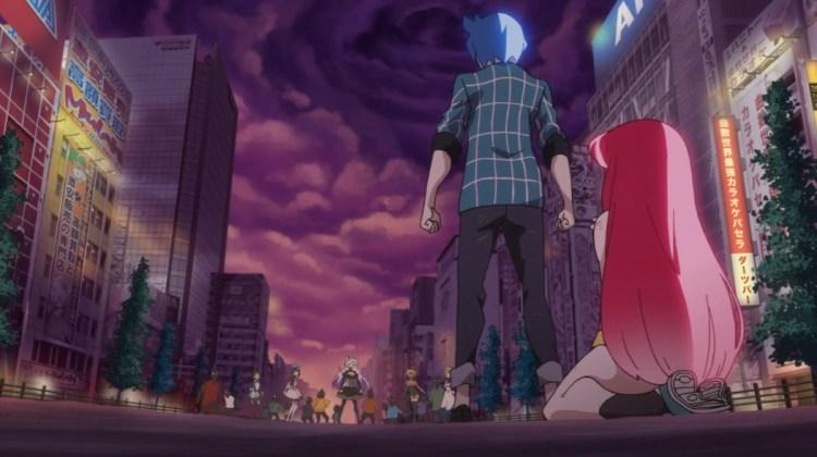 [Review] Akiba's Trip – episode 1
