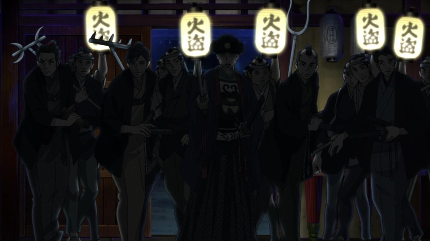 [Review] Onihei – episode 1