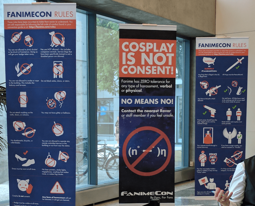[AniFemTalk] How inclusive are anime conventions?