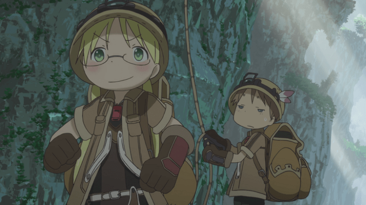 [Review] Made in Abyss – episode 1