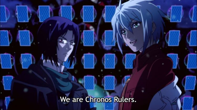 [Review] Chronos Ruler – episode 1