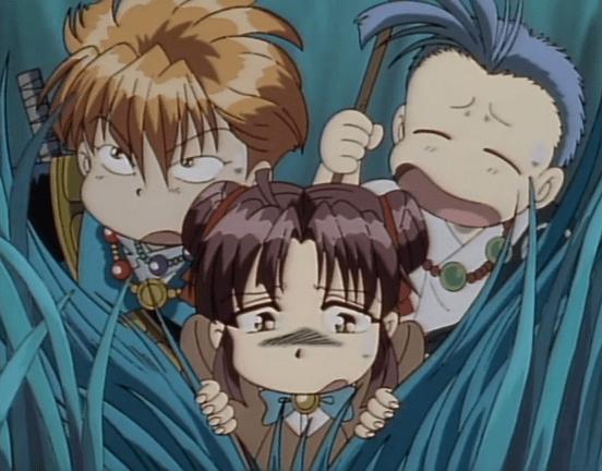 [Podcast] Chatty AF 29: Fushigi Yugi watchalong – Episodes 15-20