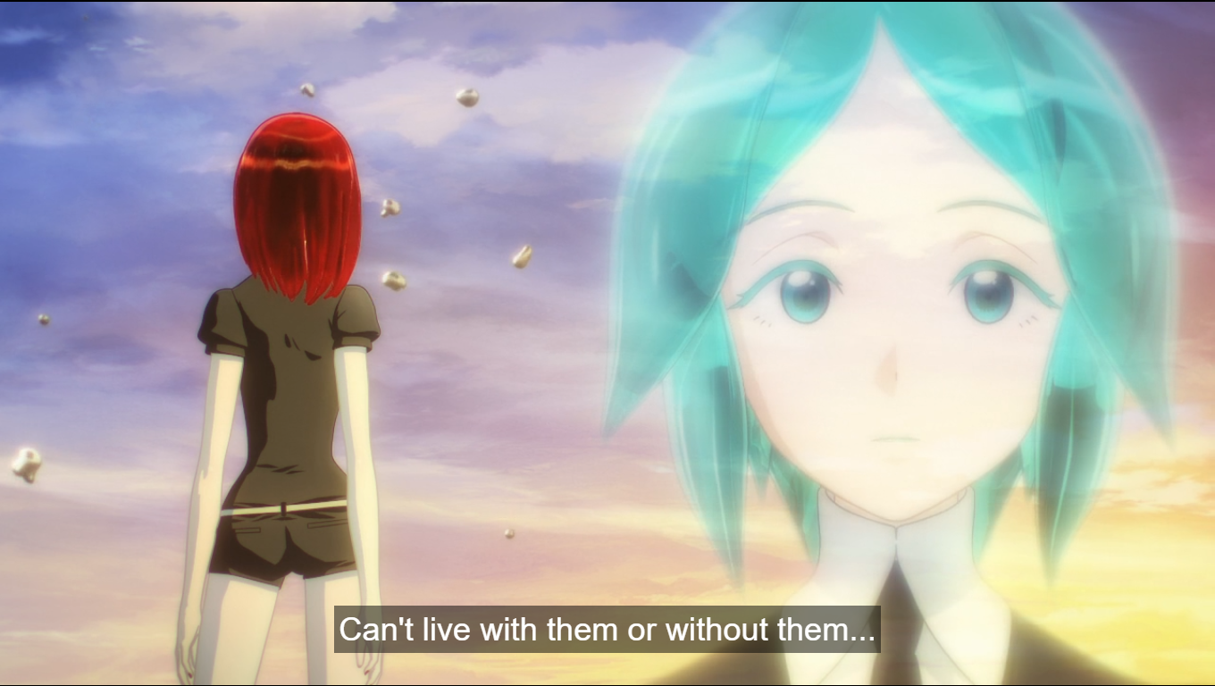 "[Feature] Land of the Lustrous, singular ""they,"" and the politics of subtitles"