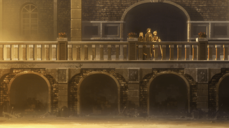 [Review] Record of Grancrest War – Episode 1