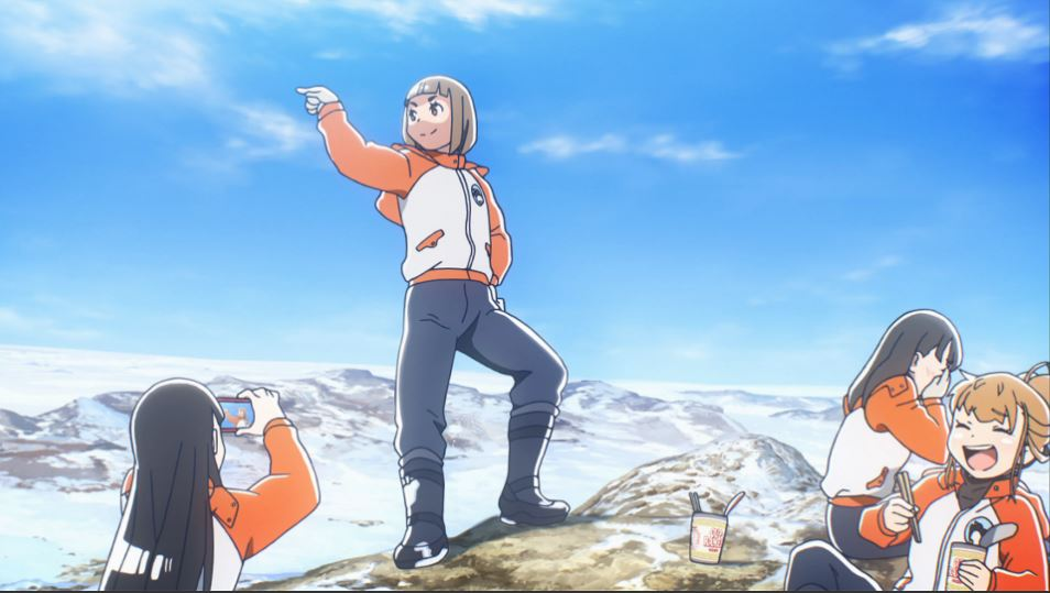 [Review] A Place Further Than the Universe – Episode 1