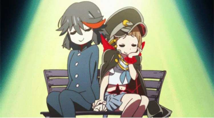 [Podcast] Chatty AF 47: Kill la Kill Watchalong – Episodes 19-24