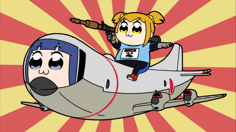 [Feature] Pop Team Epic and the value of letting girls be absurd