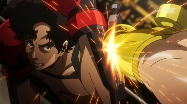 [Review] MEGALOBOX – Episode 1