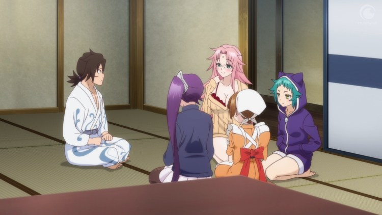 [Review] Yuuna and the Haunted Hot Springs – Episode 1