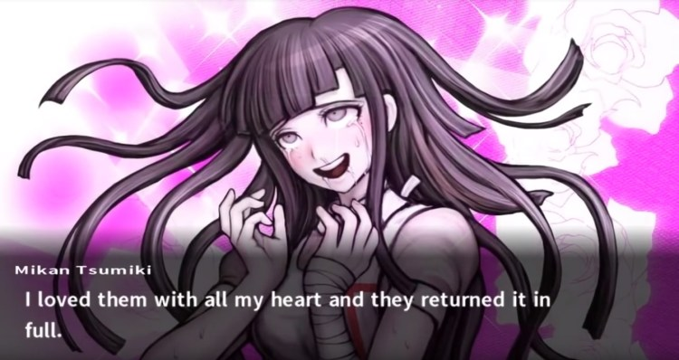 [Versus] Commentary vs. Snuff: Sex, violence, and despair in Danganronpa