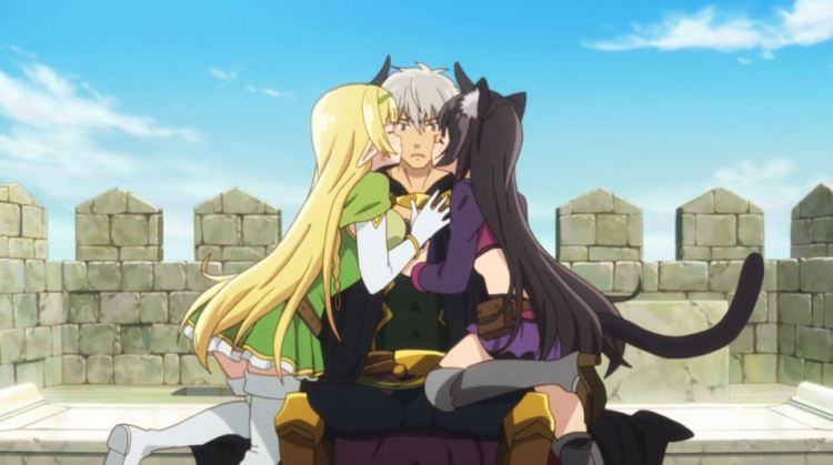 [Review] How NOT to Summon a Demon Lord – Episode 1