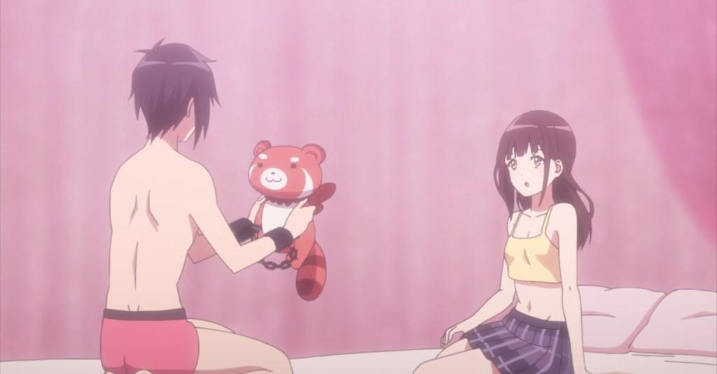 Bildergebnis für Conception anime