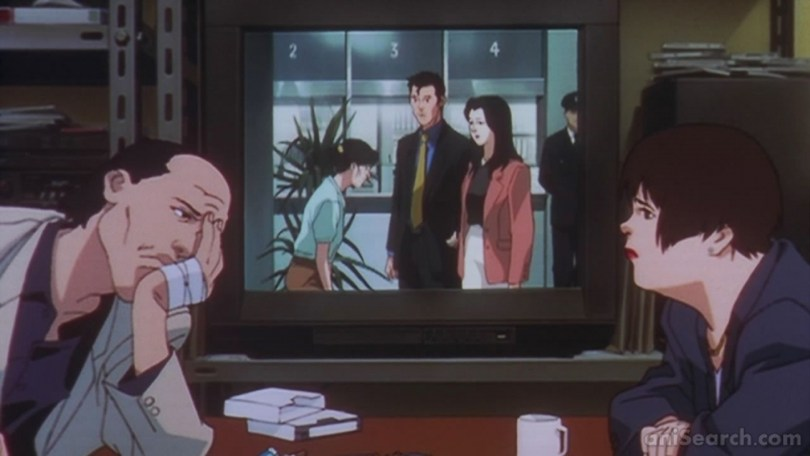 The Fractured And Famous Celebrity Culture And Control In Perfect Blue Anime Feminist