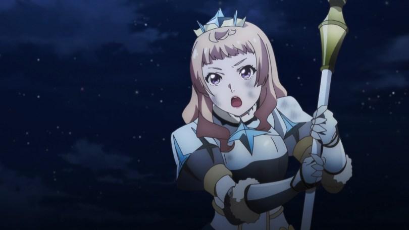 Faria transforms using her Successor power.