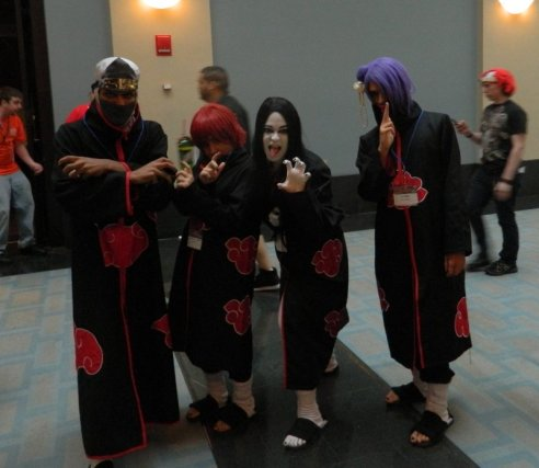 Anime Boston 2013 - Cosplay - Bleach 001