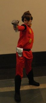 Anime Boston 2013 - Cosplay - Cyborg 009 - 001
