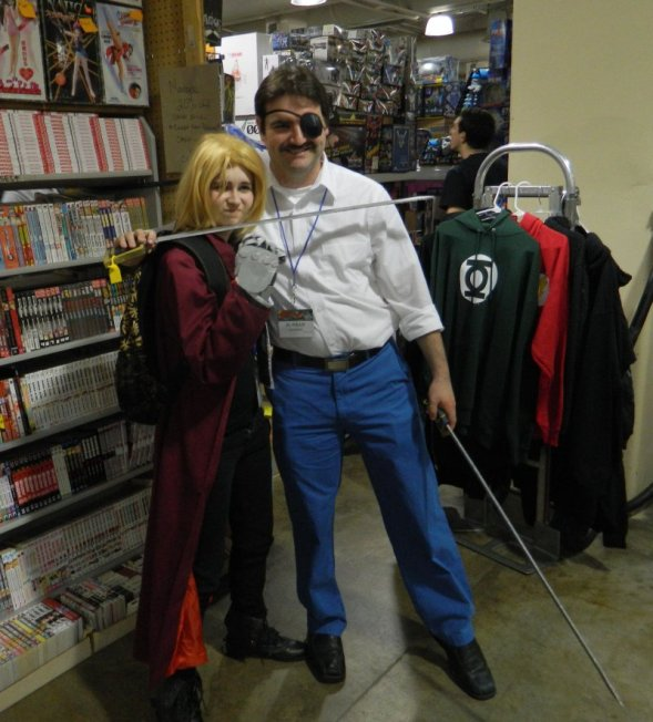 Anime Boston 2013 - Cosplay - FMA 001