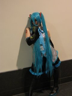 Anime Boston 2013 - Cosplay - Hatsune Miku 001