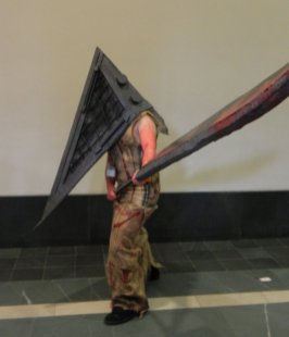 Anime Boston 2013 - Cosplay - Silent Hill 001